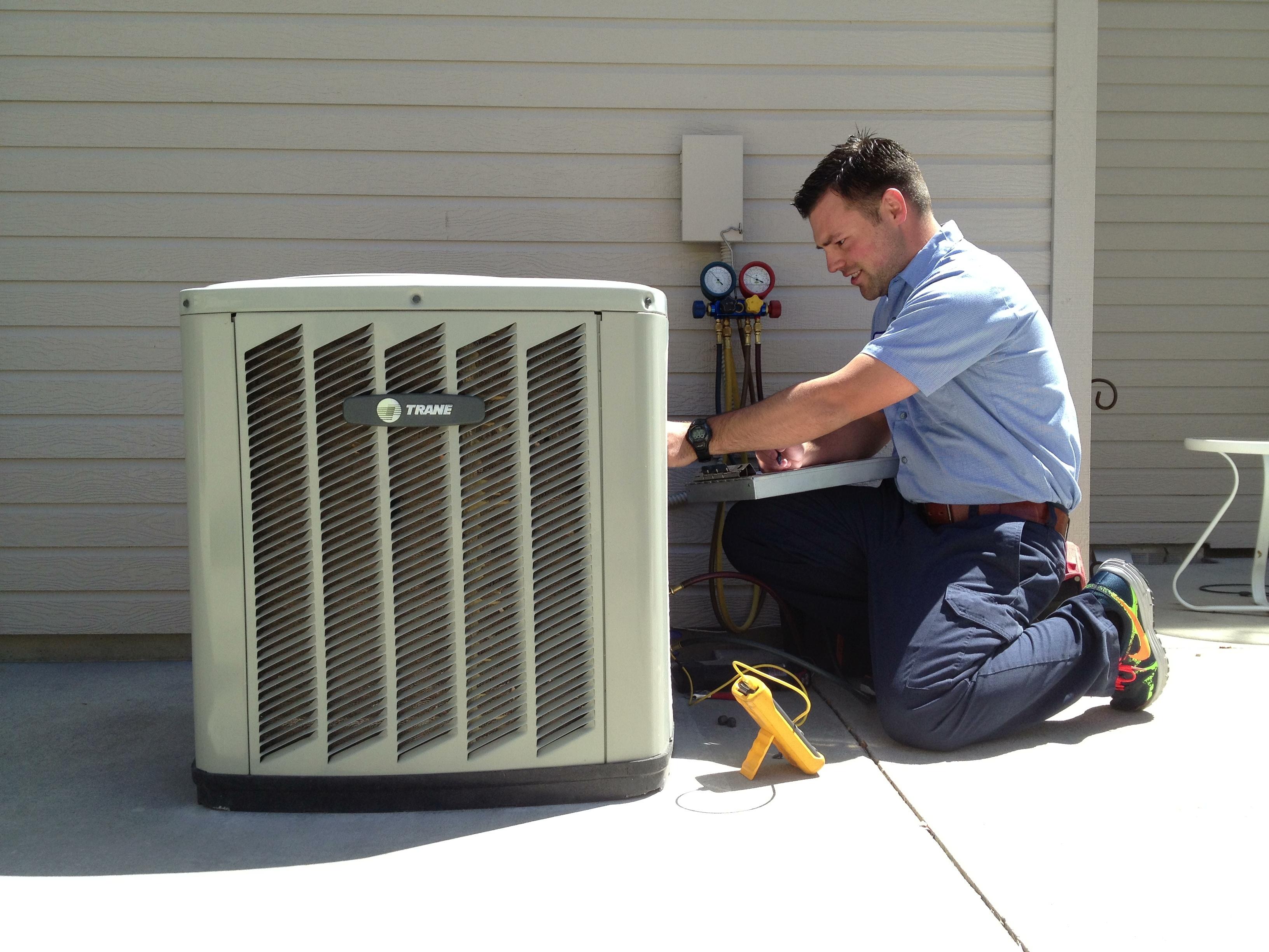 Routine Air Conditioner Repair