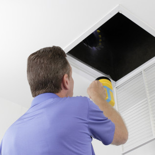 Air Duct Cleaning & Replacement