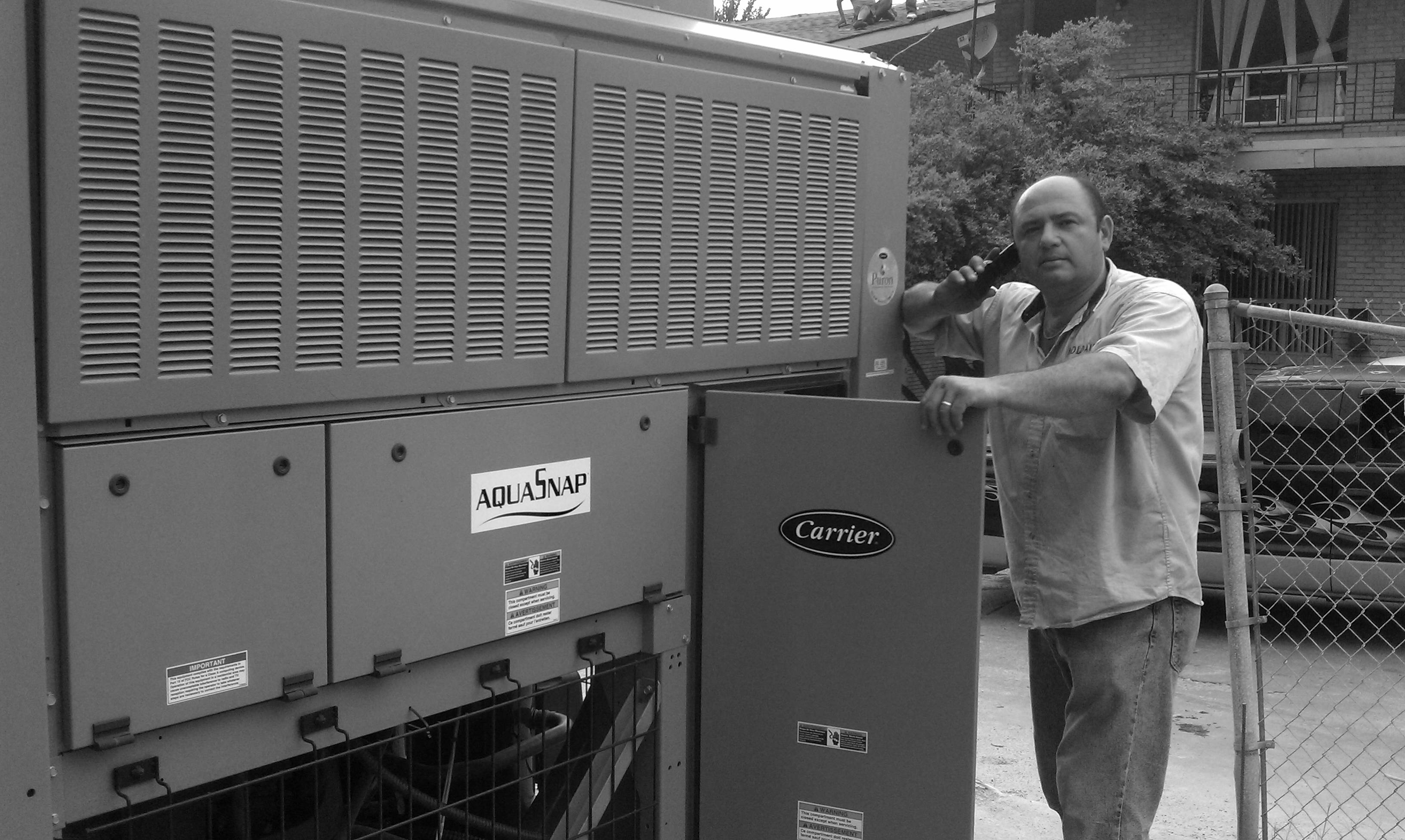 We offer emergency and routine AC Repair for Residential and Commercial systems. Fast, efficient, and always with the highest quality service, depend on us to fix your air conditioner any time of the day, any time of the year.